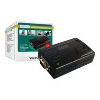 Vga booster Ds-53900-1 - Video Extender - Hd D-sub HD-15 15-polig / Hd D-sub HD-15 15-polig - bis zu 65 m