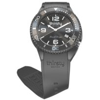 Thirsty Watch - Montre homme o? femme Thirsty Earl Grey unisex Bo-earl Grey