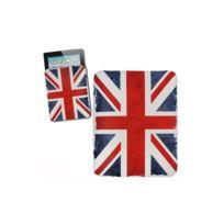 Cherriz - Housse tablette drapeau anglais