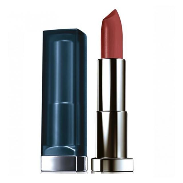 Gemey Maybelline Rouge à Lèvres Mat Color Sensational Creamy Mattes 987 Smoky Rose