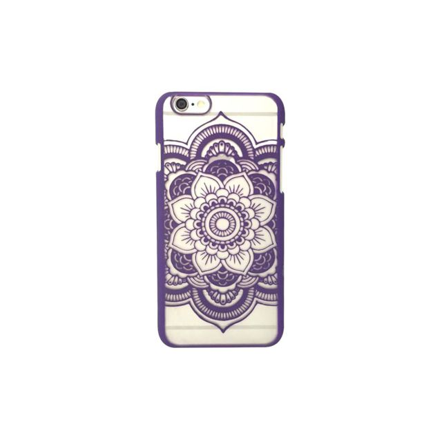 coque iphone 6 rosace