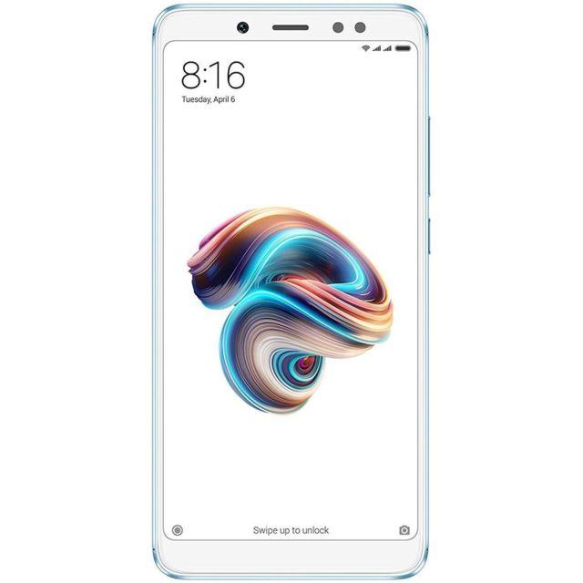 XIAOMI - Redmi Note 5 - 4Go+64Go - Bleu
