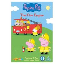 E1 Entertainment - Peppa Pig - Fire Engine And Other Stories IMPORT Anglais, IMPORT Dvd - Edition simple