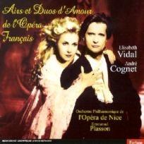 Forlane - Airs & Duos D'AMOUR De L'OPERA Francais - Cd