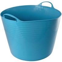 Windhager - Seau souple avec poignée Seau 40 litres. Ø 46 cm, H 34 cm