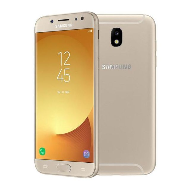 samsung galaxy j5 2017 oro dual sim j530 pas cher achat vente smartphone android android. Black Bedroom Furniture Sets. Home Design Ideas