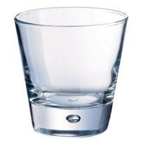 Durobor - Gobelet forme basse - verre à whisky 27cl - Lot de 6 - Norway