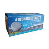 Humidivore - Recharge absorbeur - lot de 4 - 500 g