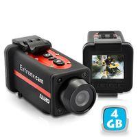 Yonis - Caméra sport Full Hd 1080p grand angle étanche 4 Go
