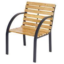 chaise eucalyptus - Achat chaise eucalyptus pas cher - Rue du Commerce
