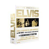 Showshank Films - 80ème anniversaire Elvis - Coffret 6 Dvd