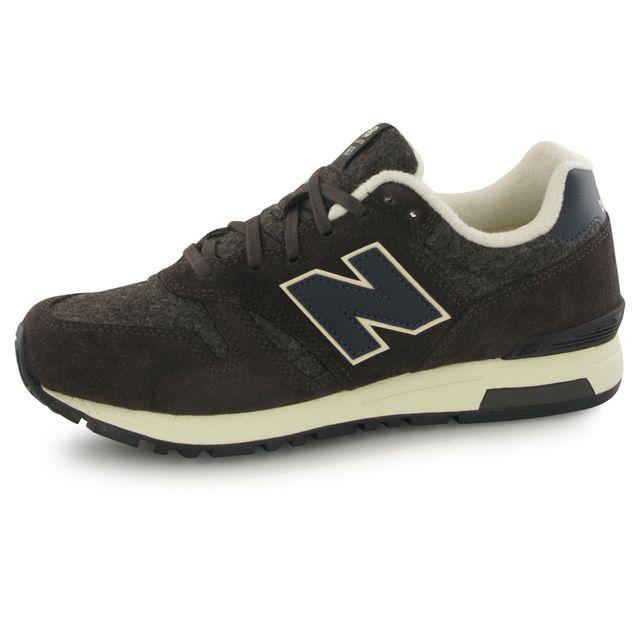 a9e75ba4307 Newbalance - New Balance Ml565 Pb marron