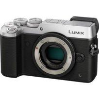PANASONIC - Appareil photo hybride - Lumix GX8 Silver nu