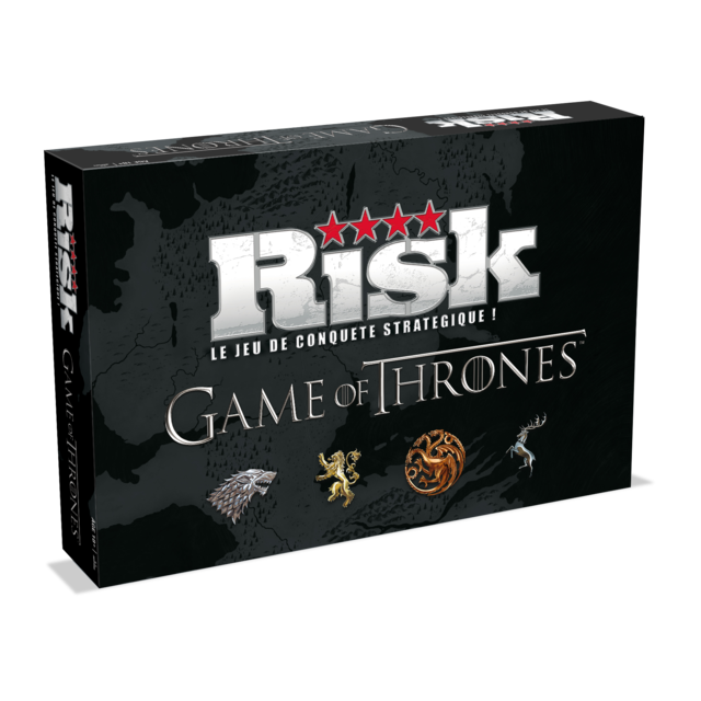 RISK Game of Thrones Édition Collector - 0921