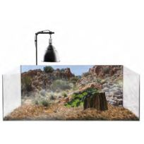 Animal Valley - Kit complet tortue terrestre 79x39x27cm