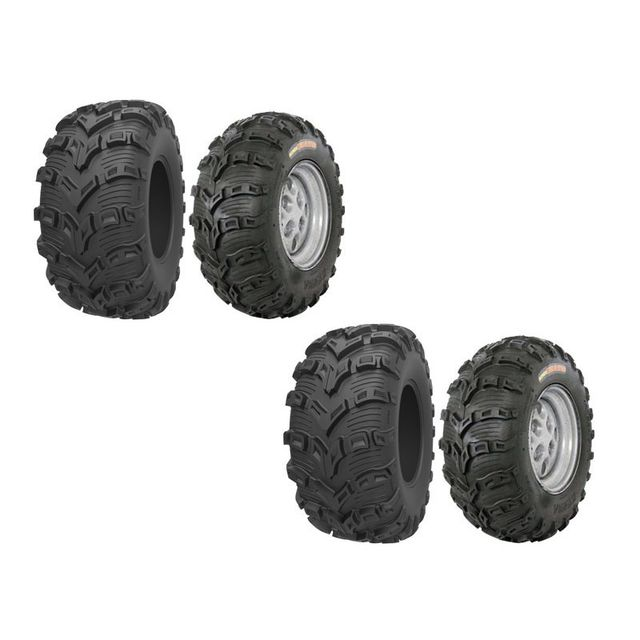 kenda train de pneus utilitaire bear claw evo k592 2x25x8 12 2x25x1 achat vente pneus. Black Bedroom Furniture Sets. Home Design Ideas