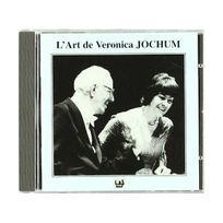 Tahra - L'Art de Veronica Jochum - Schumann / Mozart