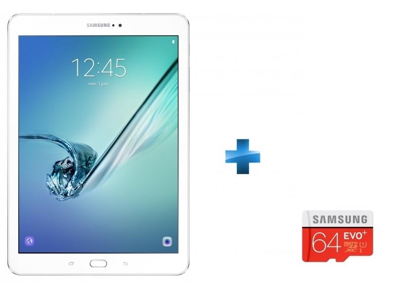 Galaxy Tab S2 - 9,7'' - 32 Go - Blanc