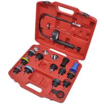 Rocambolesk - Superbe Kit de testeur de pression du radiateur 18 pièces, neuf