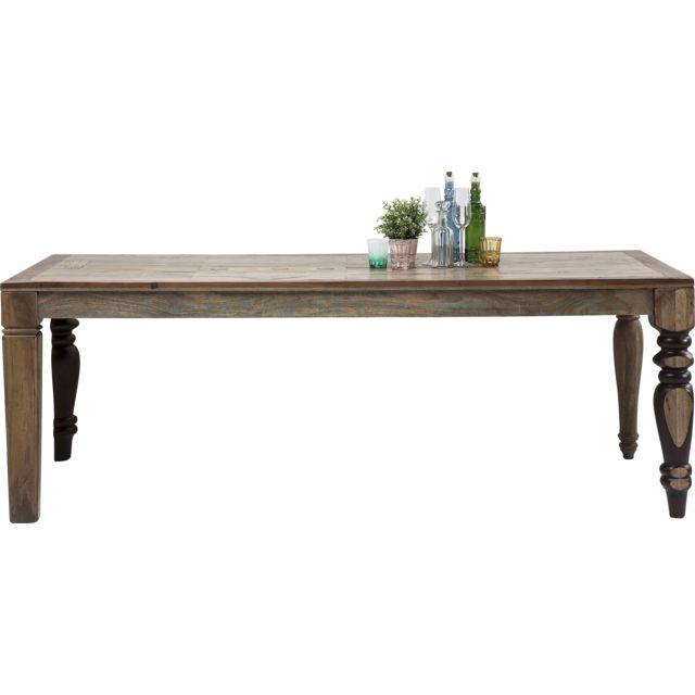 Karedesign Table Duld Range 220x100 cm Kare Design
