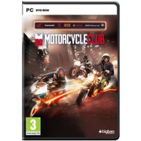 Bigben Interactive - Interactive - Motorcycle Club pour Pc