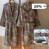 Lasa Home - Peignoir Camouflage