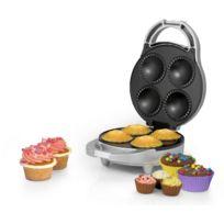 Tristar - Machine à cupcake, muffins, tartelettes, gâteaux - 4 pièces