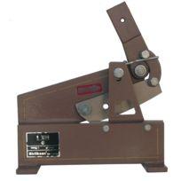Birliksan - Cisaille robuste pour tôles d'acier 6 mm - 180 mm Bir1BH6