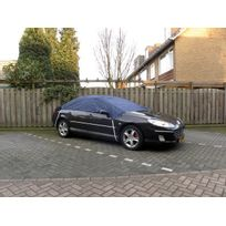 Carpoint - 1723284 - Demi-housse auto. Imperméable en Polyester, taille M 296x178x45