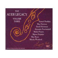 Apr - The auer legacy, vol 3
