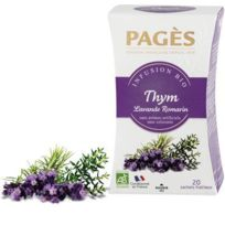 Pages - Infusion Thym Lavande Romarin