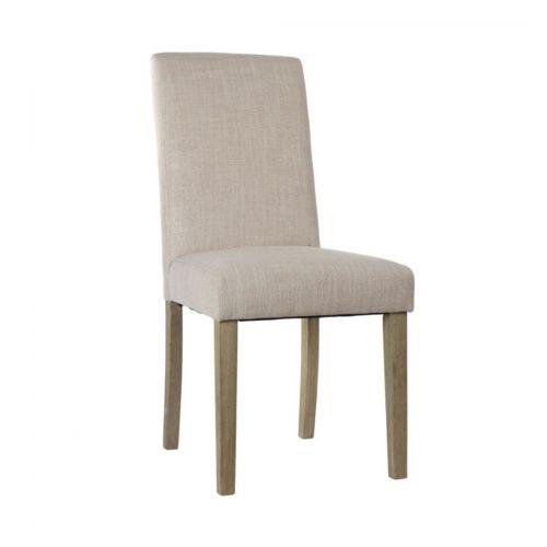 Jja lot de 2 chaises cleva beige pas cher achat - Chaise beige pas cher ...