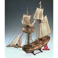 Constructor - Maquette bateau en bois : Halifax