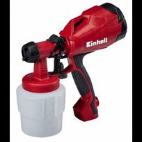 Einhell - Pistolet à peinture électrique - 400 watts - pulvérisateur - Tc-sy