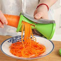 Alpexe - 1 pièces Carotte Econome et Rape Pour légumes Pour Fruit Plastique Creative Kitchen Gadget Ecologique Haute qualité