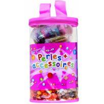 KimPlay - Kim'PLAY - 4399 - Loisir CrÉATIF - Sac Perles Assortiment + Accessoire