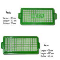 Rowenta - Filtre Hepa Rectangulaire pour Ro602141410 de marque