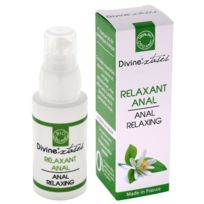 Divinextases - Relaxant Anal Bio - 50 ml