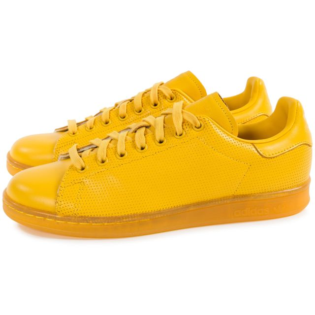 Adidas originals - Stan Smith Adicolor Jaune
