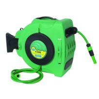 SODISE - Enrouleur automatique orientable de tuyau d'eau fixation murale- 18441