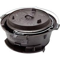 Petromax - Barbecue en fonte tg3 - Barbecue - noir