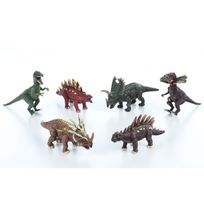 Be Toys - Go Babies - 6 Jouets Dinosaures - Membres interchangeables