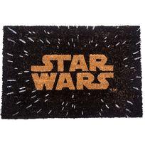 Dezenco tapis coco nature paillassons par naturel 40 x 60 cm pas cher ach - Tapis de sol star wars ...