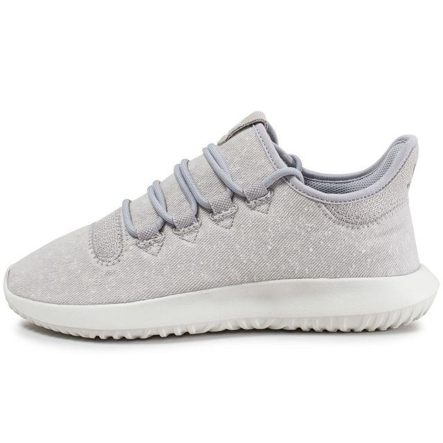 Adidas originals - Tubular Shadow Grises 46 - pas cher Achat / Vente Baskets homme - RueDuCommerce