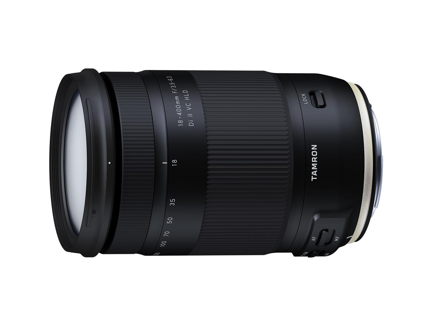 Objectif 18-400 pour Canon