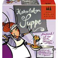 Drei Magier Spiele - Jeux de société - Kakerlaken Soupe