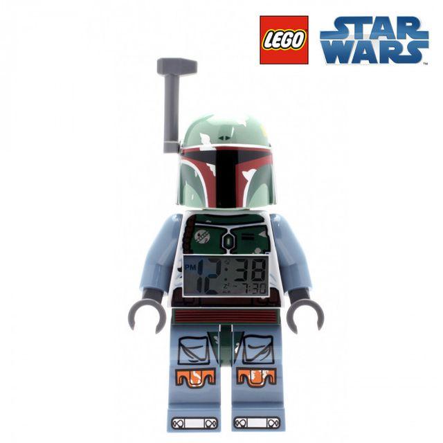 Kas Design Réveil Lego Boba Fett Star Wars