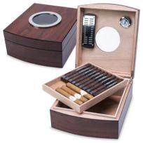 Egoist - Cave a cigare 50 cigares Hublot ebony