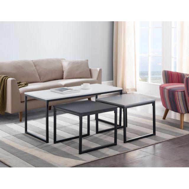 ALSAPAN Table basse Square