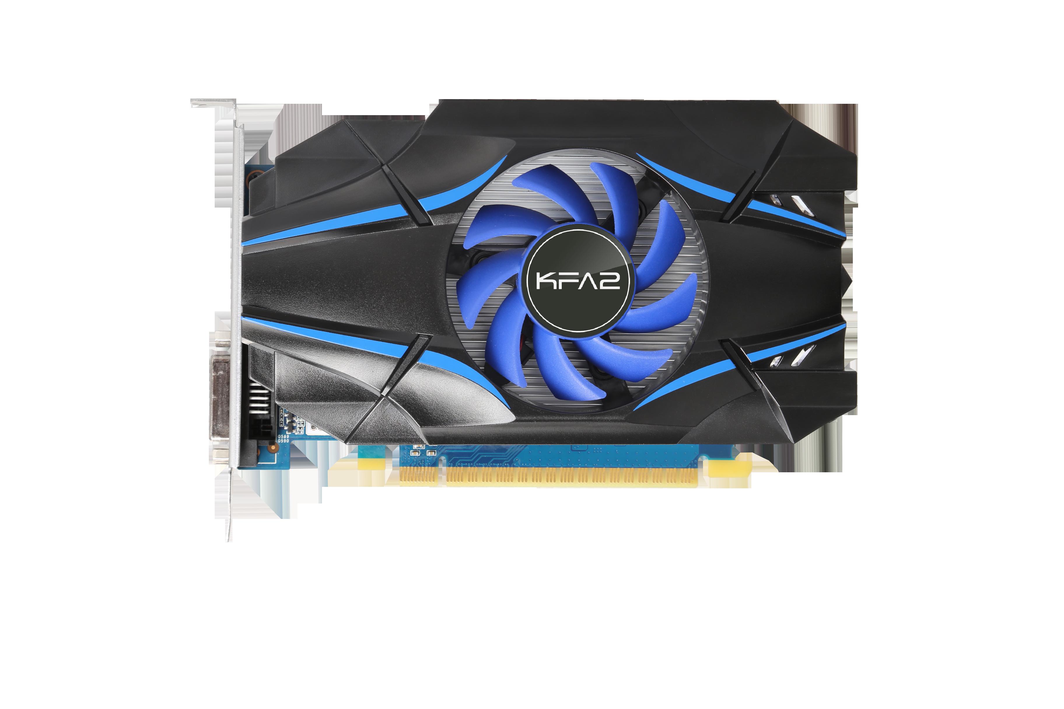GeForce GT 1030 - 2 Go